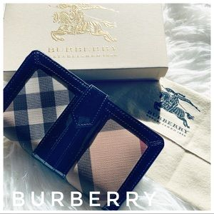 BURBERRY classic check Molly Wallet